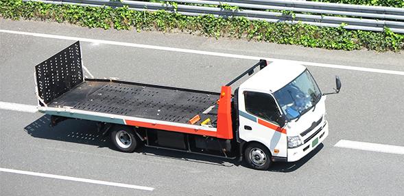 コンテナドレー・スクラップ輸送